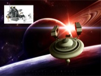 Star Wars Trek Lego Starship sma