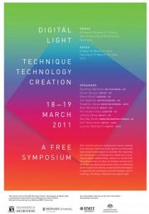 Digital Light Melbourne 2011