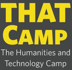 Thatcamp Square Logo ill