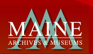 Maine Archives & Museums logo