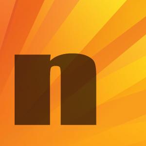 New Media Department logo