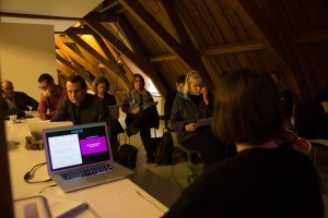 Reinterpretation questionnaire working group in Amsterdam, 2017