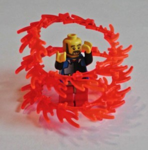 Legohacker circle of fire