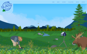 Maine Wild Blueberry Museum screenshot a