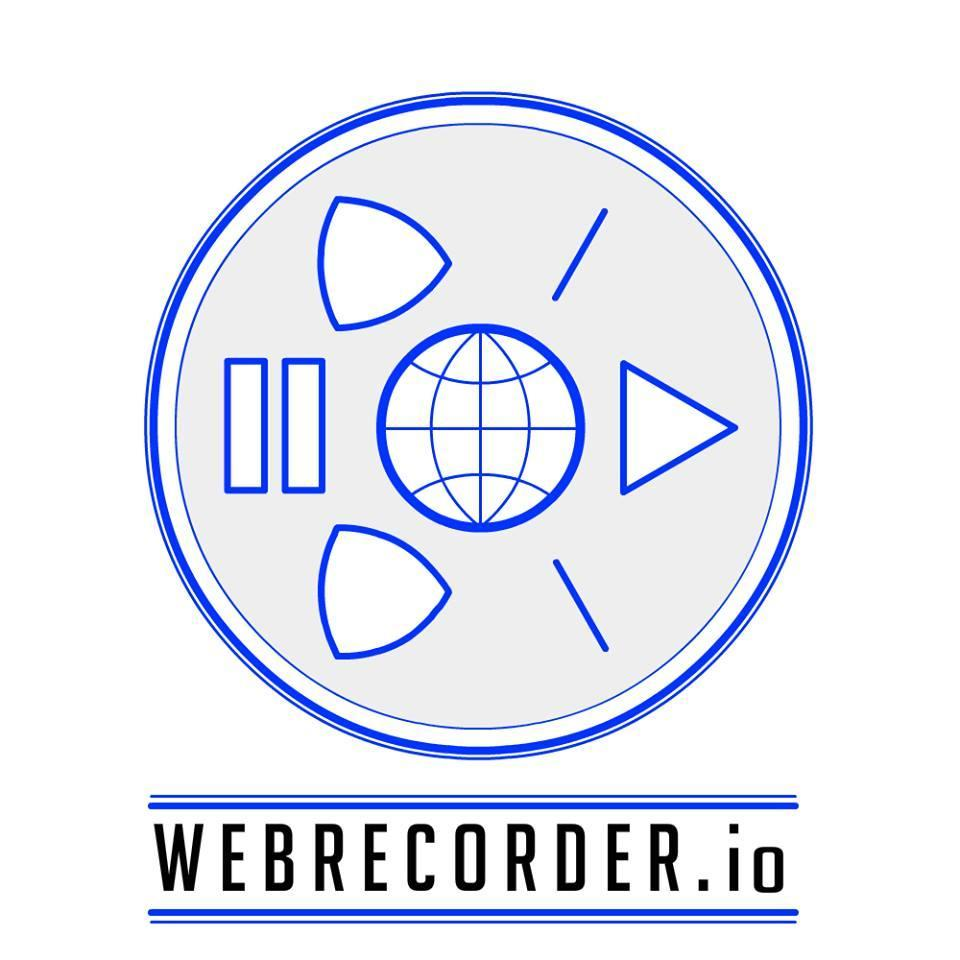 Webrecorder logo