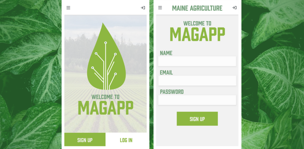 MAgApp (Maine Agricultural Apps Project)